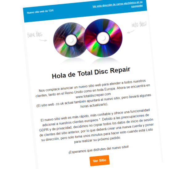 NEWSLETTER spanish
